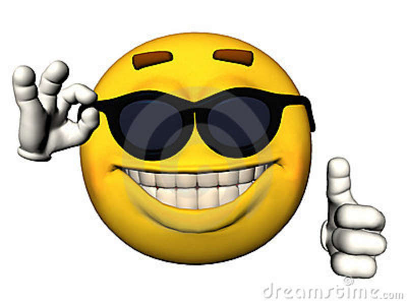 Cool Smiley Face Thumbs Up The Fetpak Smile and S...