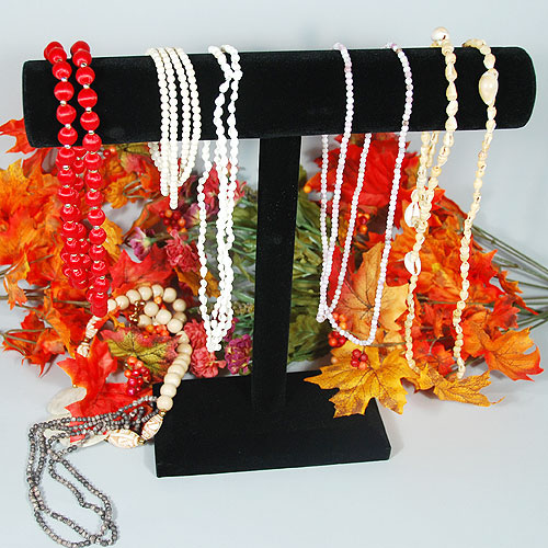 "Necklace Display- T-Bar Display- 12"" x 12""H"