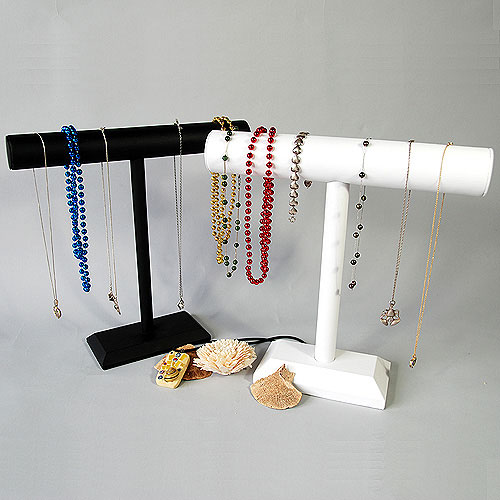 "Necklace T-Bar Display- 12"" x 12""H"