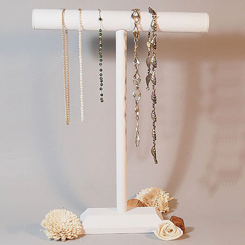 "Necklace Display- T-Bar Display- 14"" x 18 1/8""H"