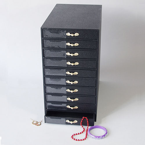 Superieur Jewelry Storage Organizers  Standard Trays Included