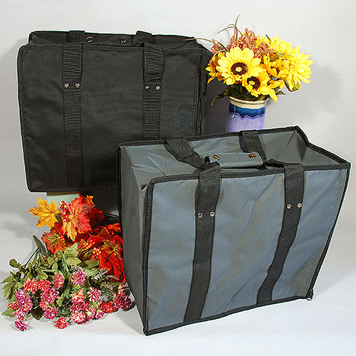Lightweight Carrying Case- Holds 12 One Inch High Trays- 16