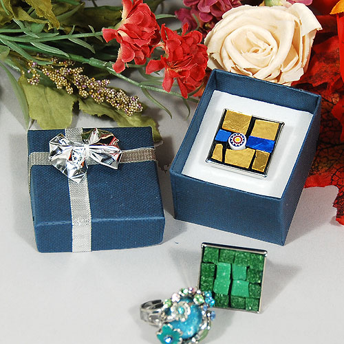 bow tie ribbon boxes blue jewelry boxes. Black Bedroom Furniture Sets. Home Design Ideas