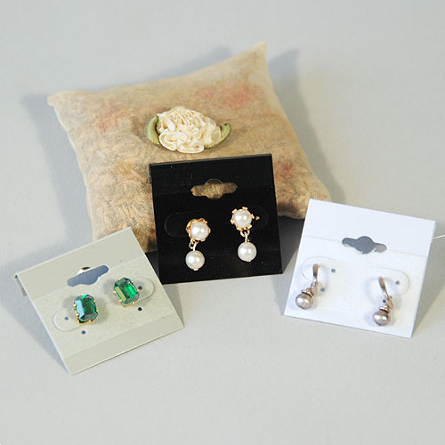 Earring Cards- 1 1/2