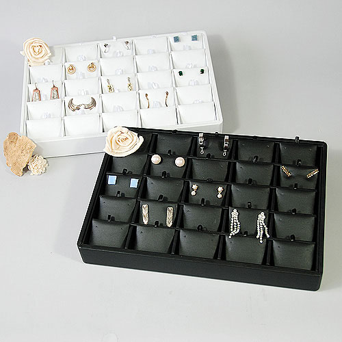 Earring Pad Tray- Stackable- 12 1/2