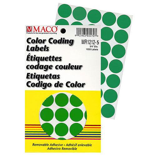 Labels- Colors 3/4