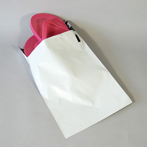 "Poly Mailers #1- 7 1/2"" x 10 1/2""-  2"" Lip, Strong 2.5 Mil- 100/pack"