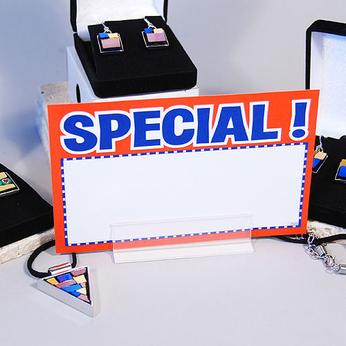 "Special Sign Cards- 3 1/2"" x 5 1/2""- 100/pack"