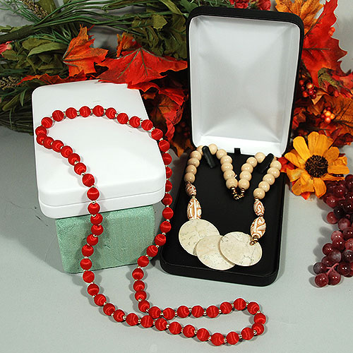 Necklace Box- 4 3/8