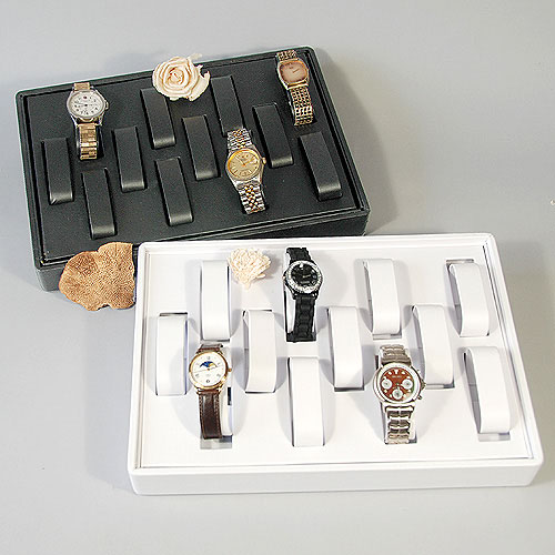Watch Display Tray- Stackable- 12 1/2