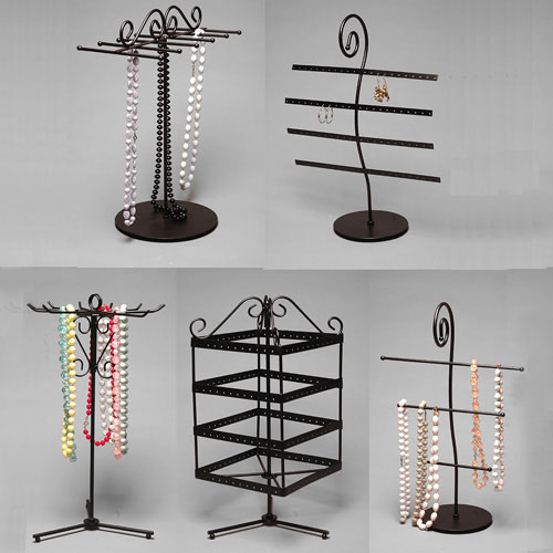 Countertop Jewelry Display ? Showcases ? Wire - Mirrors
